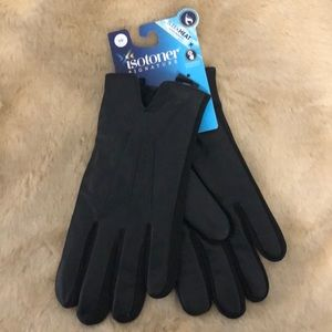 Isotoner Signature Gloves 🧤 Sz L NWT